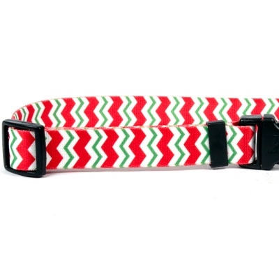 Peppermint Chevron Stripe Collection
