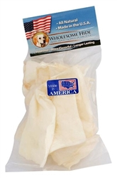 Wholesome Hide™ Large Chips with Header 6 Oz.