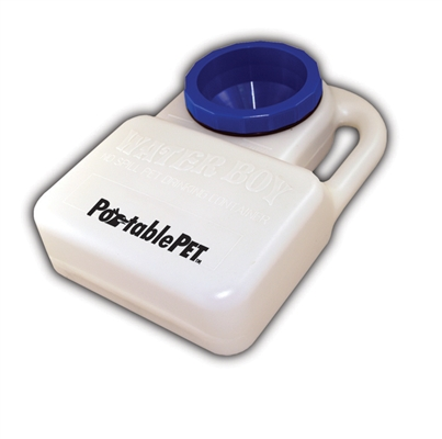 WaterBoy Travel Water Bowl 3 Quart by PortablePET