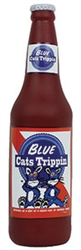 VIP - Silly Squeakers - Beer Bottle Blue Cat Trippin