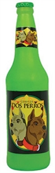 Dos Perros Beer Bottle by VIP Silly Squeakers