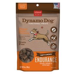 Dynamo Dog Functional Soft Chews: Endurance - Peanut Butter