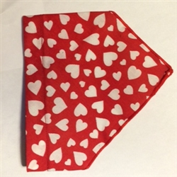 Love Hearts Bandana