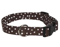 Brown Polka Dots