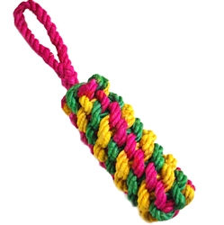 ABACA-DABRA Small DNA - Pink/Yellow/Green