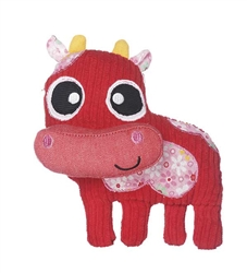 Gummi Pet Toys - JUST 9 SMALL COW TOYS LEFT