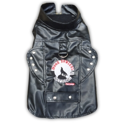 Moon Howlers Biker Harness Vest