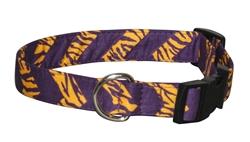 Tiger Chevron (Purple)