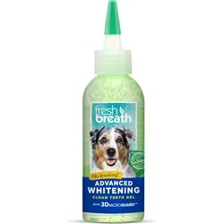 Fresh Breath Advanced Whitening Clean Teeth Gel - 4 oz
