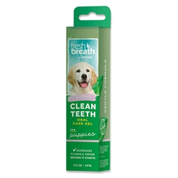 Fresh Breath Puppy Clean Teeth Get 2 oz