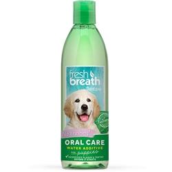 Fresh Breath Puppy Water Additive - 16 oz