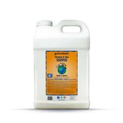 earthbath® Oatmeal & Aloe Shampoo, Vanilla & Almond, Helps Relieve Itchy Dry Skin, Made in USA, 320 oz