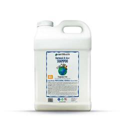 earthbath® Oatmeal & Aloe Shampoo, Fragrance Free, Helps Relieve Itchy Dry Skin, Made in USA, 320 oz