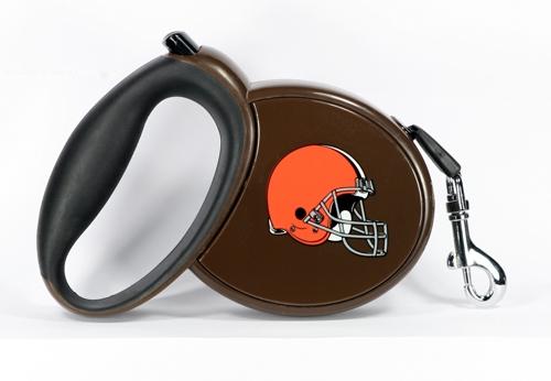 Cleveland Browns Retractable Leash