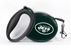 New York Jets Retractable Leash