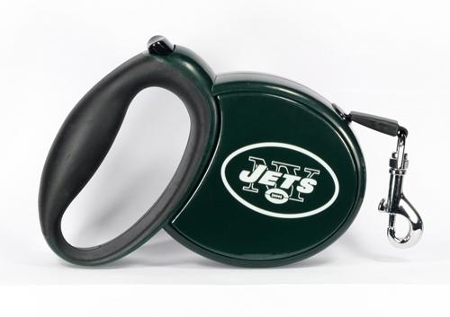 New York Jets Retractable Leash
