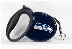 Seattle Seahawks Retractable Leash