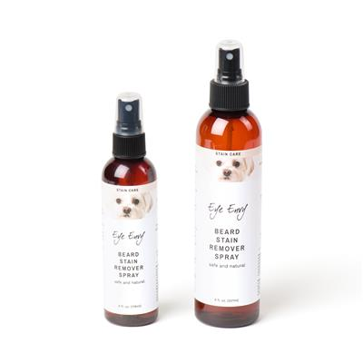 Beard Stain Remover Spray for Dogs and Cats