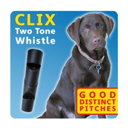 CLIX Two Tone Whistle