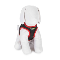 Red Step-In Comfort Harness
