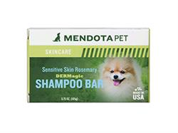 3.5 oz Sensitive Skin Organic Shampoo Bar - Rosemary