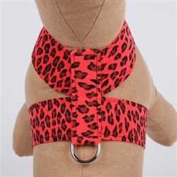 Plain Tinkie Harness Mango Cheetah Couture
