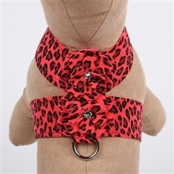 Tinkies Garden Tinkie Harness Mango Cheetah Couture