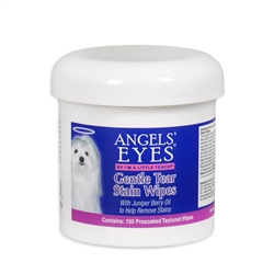 Angels' Eyes Gentle Tear Stain Wipes 100 ct