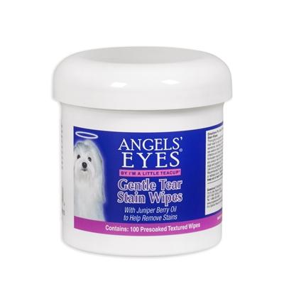 Angels' Eyes Gentle Tear Stain Wipes 100 ct