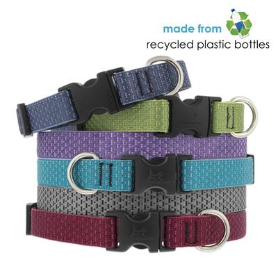 """LupinePet® 1/2"""" Eco EZ pack, 6 pieces collars and leashes"""
