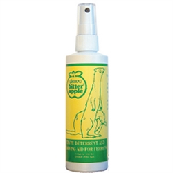 Ferrets: Grannick's Bitter Apple Taste Deterrent Pump Spray for Ferrets, 8 oz.