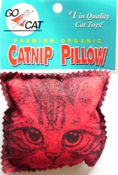Go Cat Catnip Pillow Toy