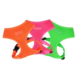 Neon Soft Harness A by Puppia®
