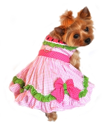 Watermelon Velcro Dress