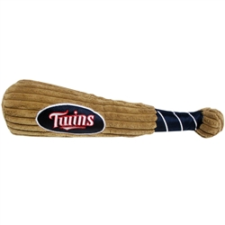 Minnesota Twins Plush Bat