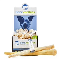 Barkworthies - Cow Tail - Mega (Mini Case)