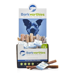 "Barkworthies - Beef Gullet - Sticks - 6"" (Mini Case)"