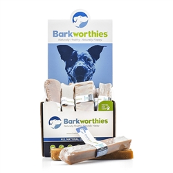 Barkworthies - Big Cheese Chew - Large (Mini Case)