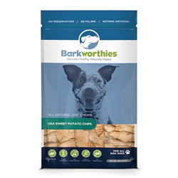 Barkworthies - Sweet Potato Chips (Net Wt. Min. 16 oz. SURP)