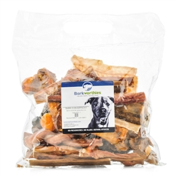 Barkworthies - Variety Pack (2 lb. Bulk Bag)