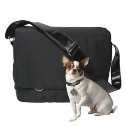 Outback Messenger in Black