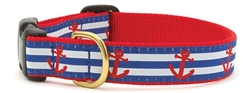 Anchors Aweigh Collars and Leashes by Up Country