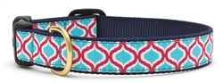 Blue Kismet Dog Leashes and Collars by Up Country
