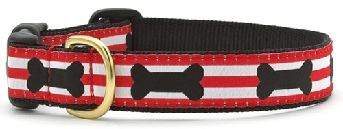 Got Bones Dog Collars and Leashes by Up Country
