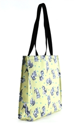 Yellow Kittens Tote Bag