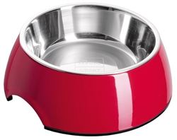 Red Melamine Bowl by HUNTER
