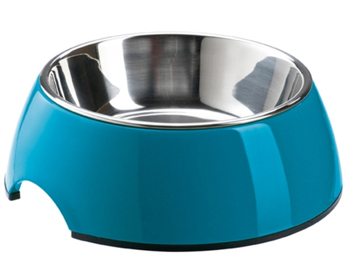 Petrol Melamine Bowl by HUNTER