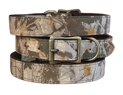 Camouflage Collars - Grey and Pink