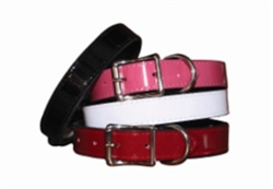 Manhattan Patent Leather Collars