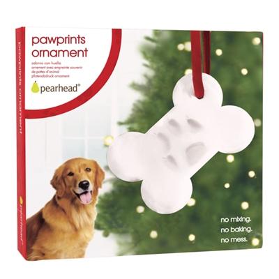 Pawprints™ Bone Ornaments